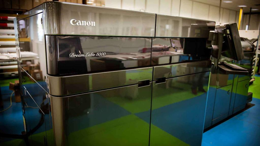 Canon Dreamlab Drucksystem